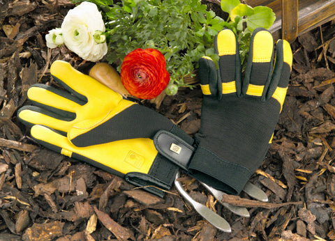 Hagehansker - Gold Leaf Soft Touch Gardening Glove