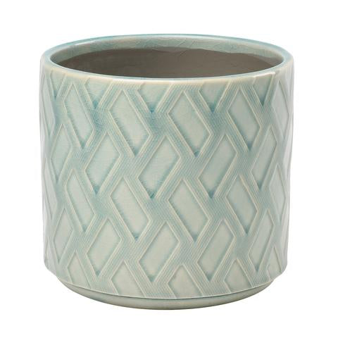 Glasert potte (glazed pot) Barcelona Celadon