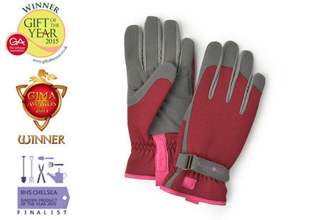 Hagehansker - Love-the-glove - Berry