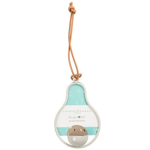SC Fuglefett holder - pære (Bird fat ball feeder - pear)
