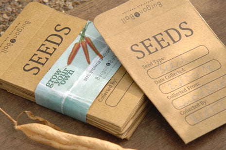 Frøposer (Seed Storage Envelopes)