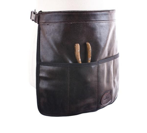 Forkle - Heritage - 4 pocket leather tool apron