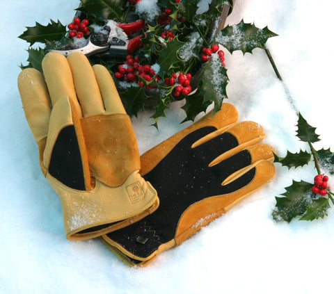 Hagehansker - Gold Leaf Winter Touch Gardening Glove