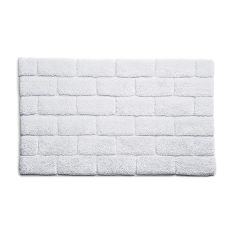 HR Bathroom Collection Bamboo Brick White