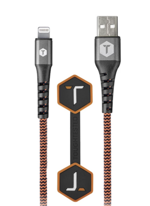 Braided 6 Ft. USB Cable with Lightning Connector