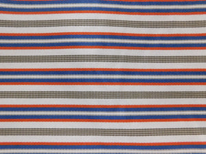 Blue/Orange Stripe