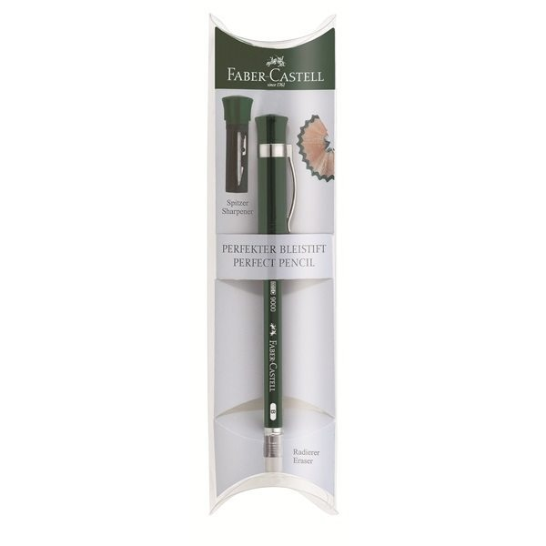 Faber-Castell 9000 Perfect Pencil