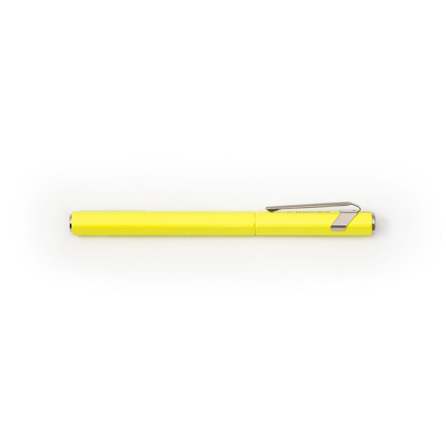 Caran d'Ache 849 Fountain Pen - Yellow