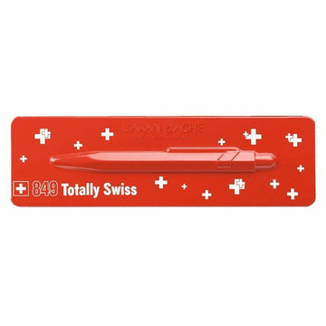 Caran d'Ache Totally Swiss Ballpoint Pen Gift Set