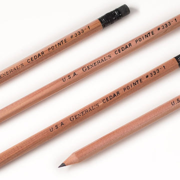 General's Cedar Pointe No. 1 Pencil