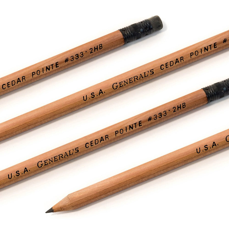 General's Cedar Pointe No. 2 Pencil