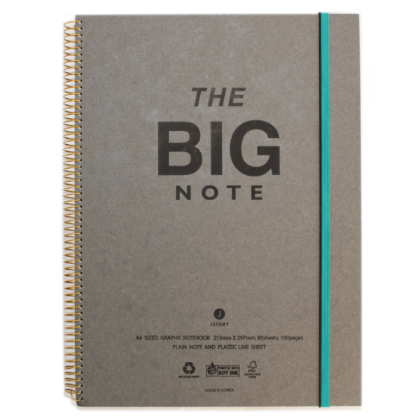 Jstory Spiral Note - Big