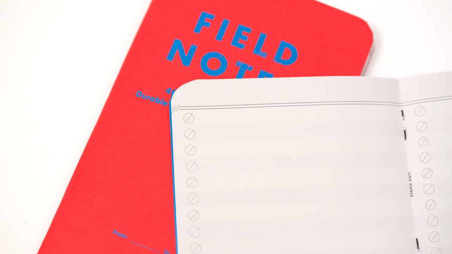 Field Notes Resolution (3-Pack)