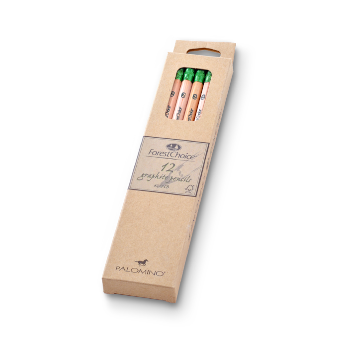 ForestChoice #2 Graphite Pencils - 12 Pk