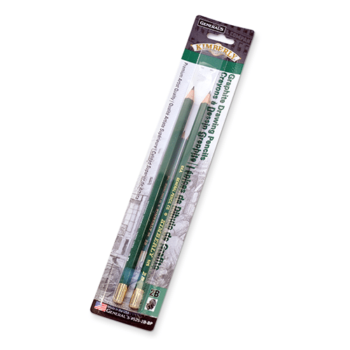 General's Kimberly Graphite Pencil (2 Pack)