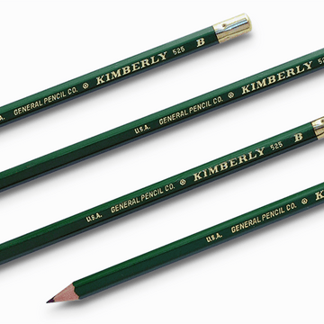 General's Kimberly Graphite Pencils