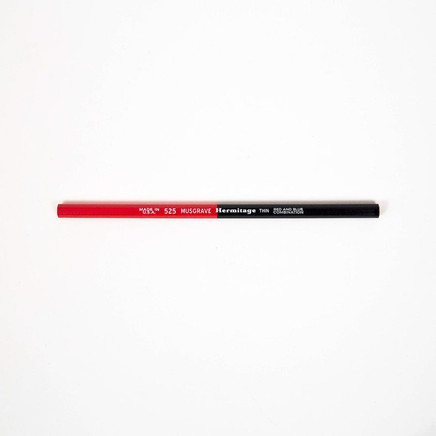 Musgrave Hermitage 525 Red & Blue Combination Pencils