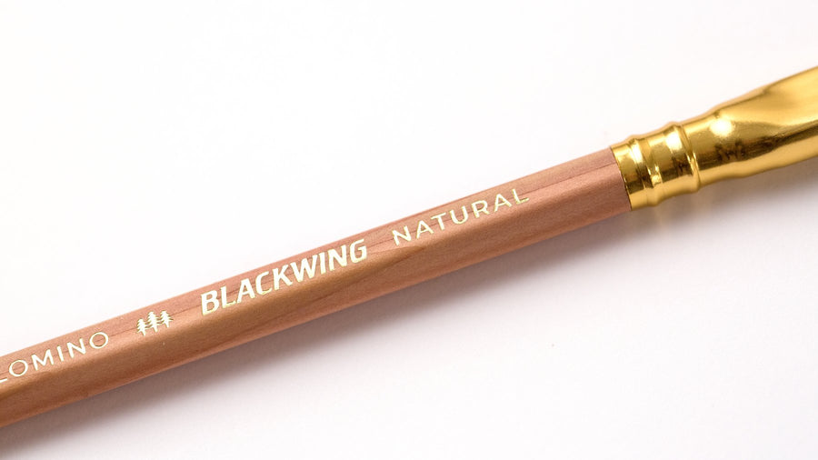 Blackwing Natural Pencils (12 Pack) [LEGACY MODEL]