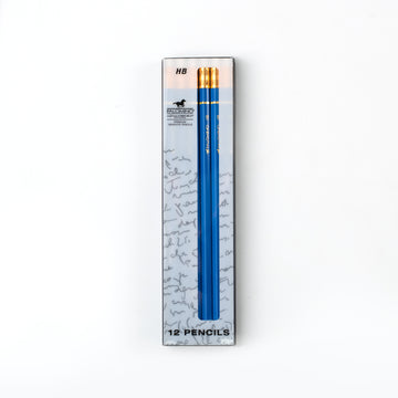 Palomino Blue Eraser-Tipped HB Pencils (12 Count)