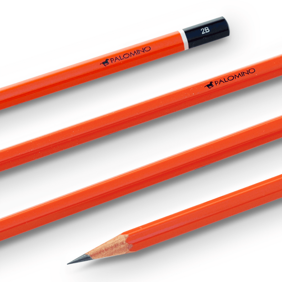Palomino Graphite Mixed Grade Drawing Pencil Set