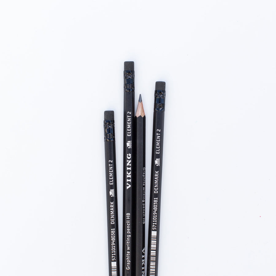 Viking Element 2 HB Pencils
