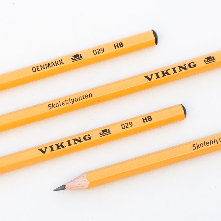 Viking Skoleblyanten 029 School Pencil
