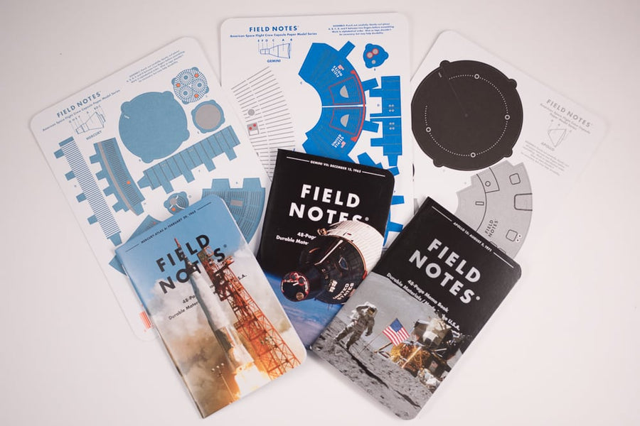Field Notes Three Missions (3-Pack)