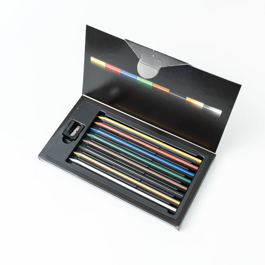 Lyra Colorstripe Colored Pencils - 8 pack