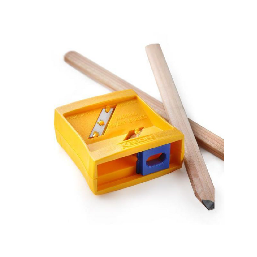 General's Flat Point Carpenter Pencil Sharpener