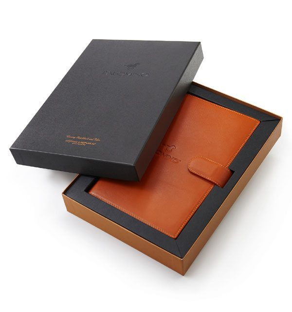 Palomino Luxury Sketchbook & Folio Cover