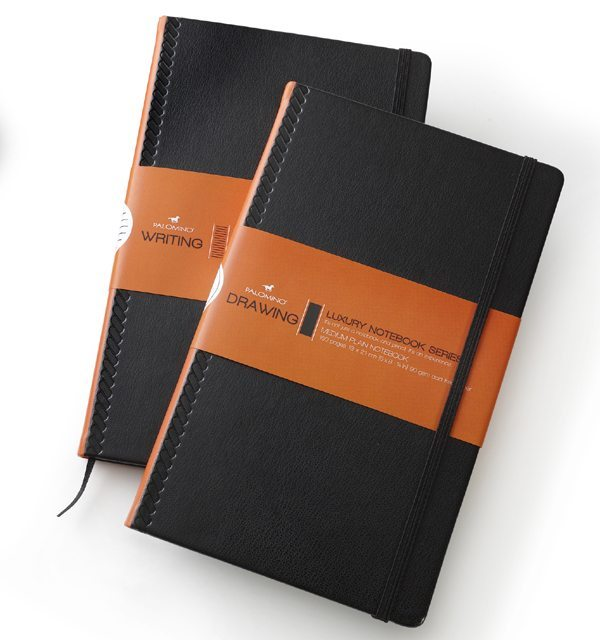 Palomino Medium Luxury Hardcover Notebook