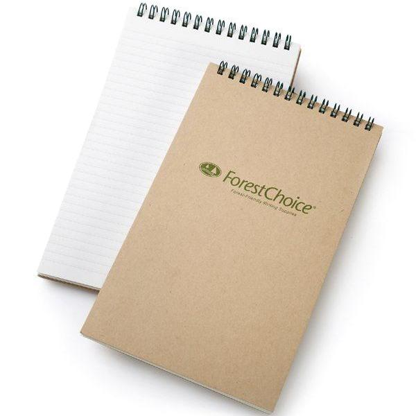 ForestChoice Ruled Hardcover Steno Pad