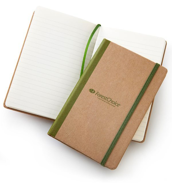 ForestChoice Hardcover Notebook