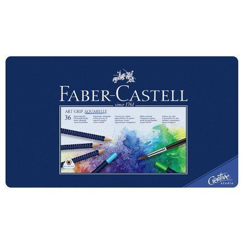 Faber-Castell ART GRIP Aquarelle Pencils - 36 Pk