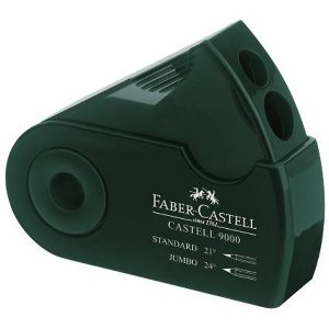 Faber-Castell Castell 9000 Pencil Sharpener