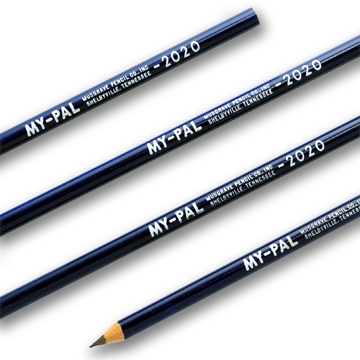 Musgrave MY-PAL Mini-Jumbo Pencils