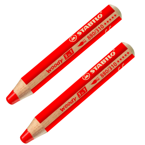Stabilo Woody 3 in 1 Color Pencil