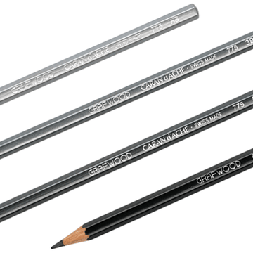 Caran d'Ache Grafwood Pencils