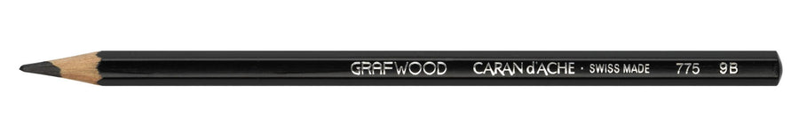 Grafwood Pencils 15 Pk Metal Tube