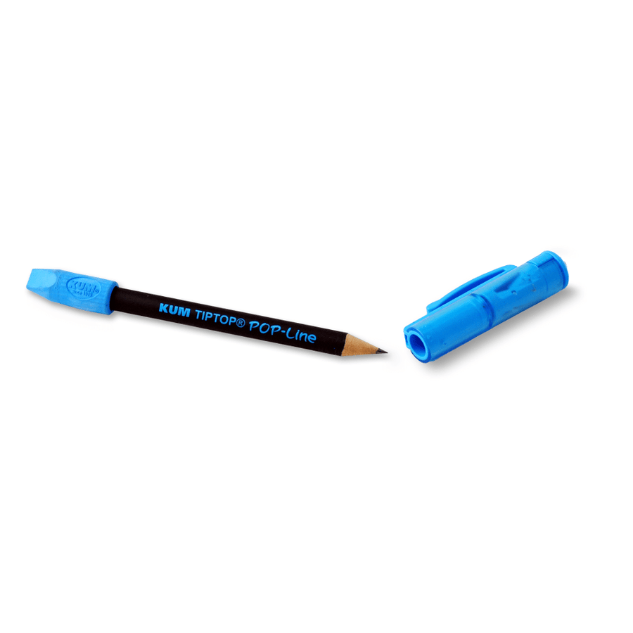 KUM Tip-Top Pop Pencil Cap & Sharpener