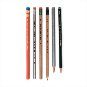 Pencils.com Sample Pack