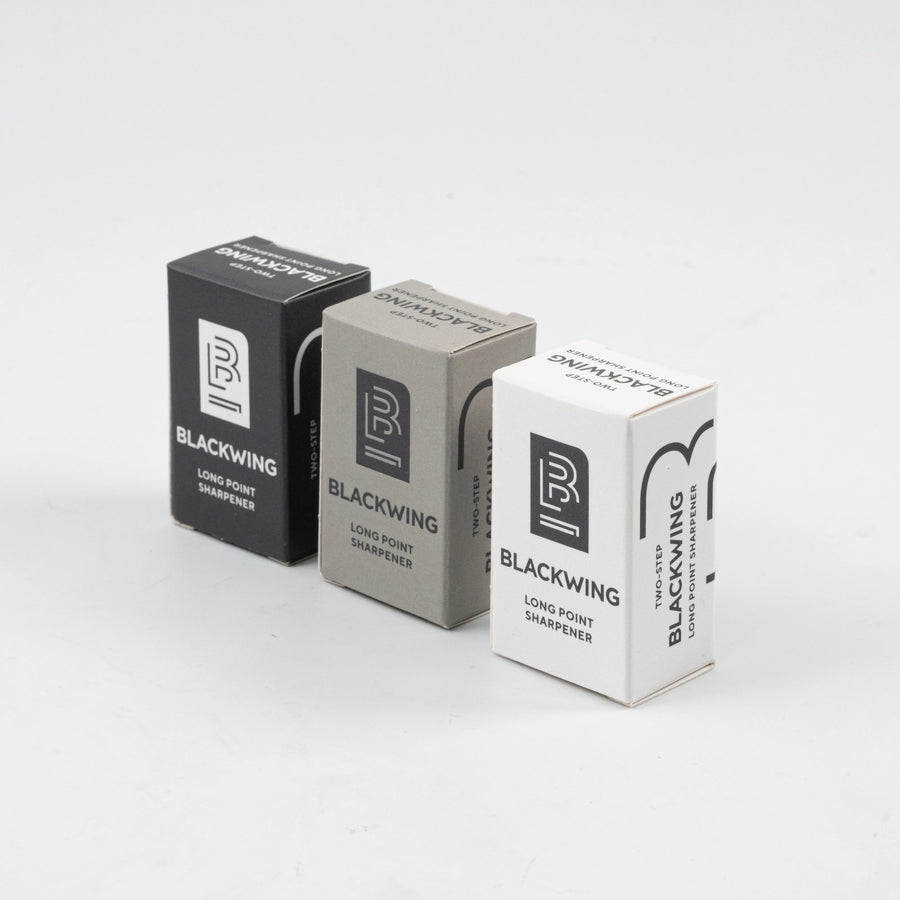 Blackwing Two-Step Long Point Sharpener Boxes