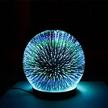 Load image into Gallery viewer, 3D Glass Diffuser - Blue Tree Aroma