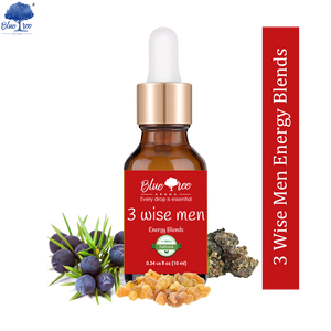 3 Wise Men Oil Energy Blend