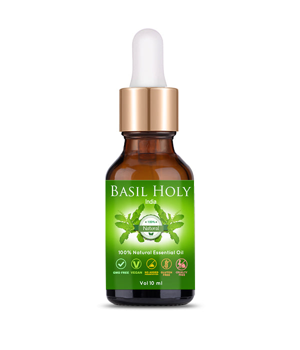 Basil Holy Essential Oil