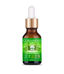 Coriander Essential Oil - Blue Tree Aroma