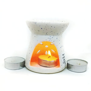 Oil Warmers: Flower - Blue Tree Aroma