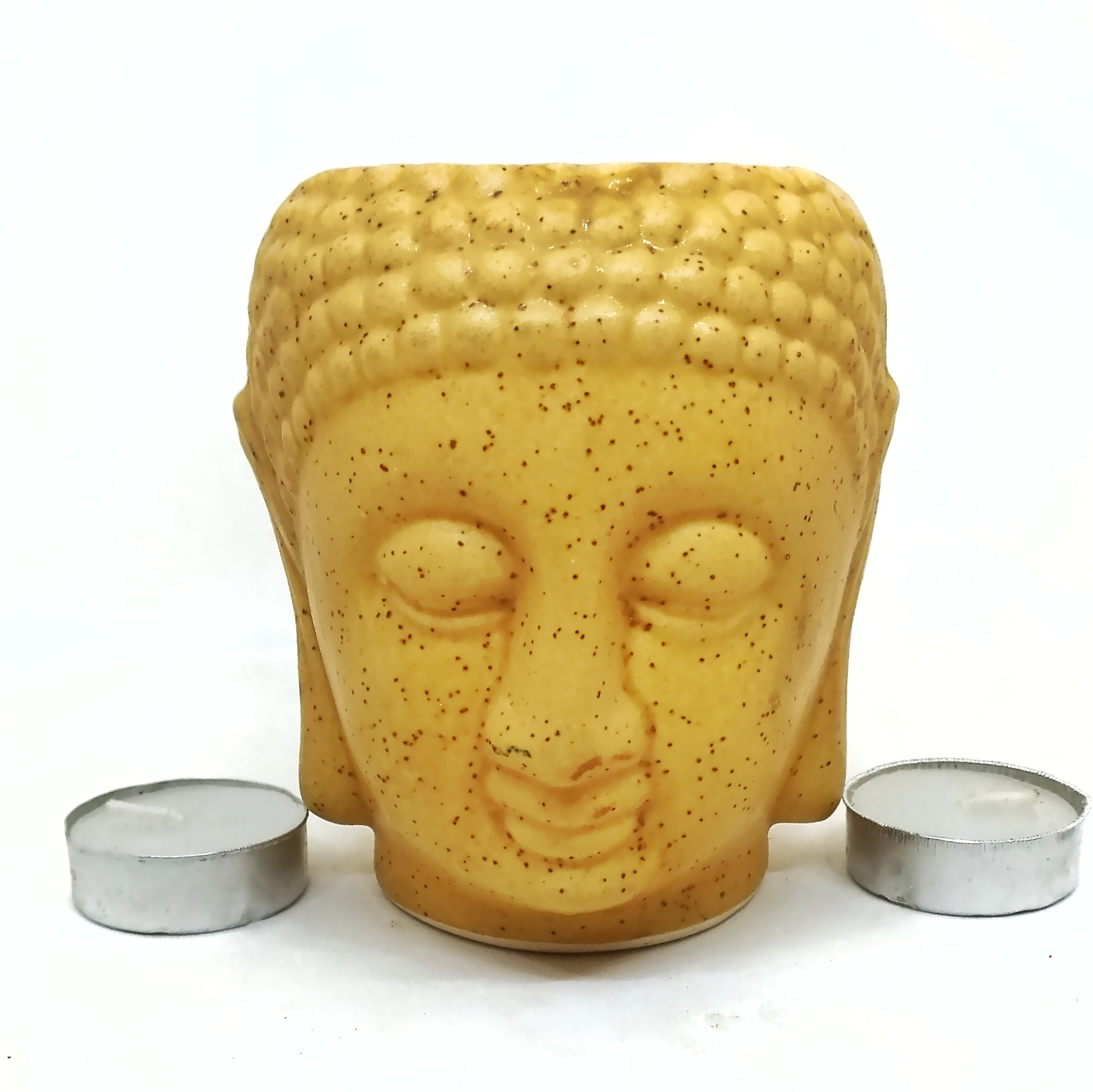 Oil Warmer:  Buddha