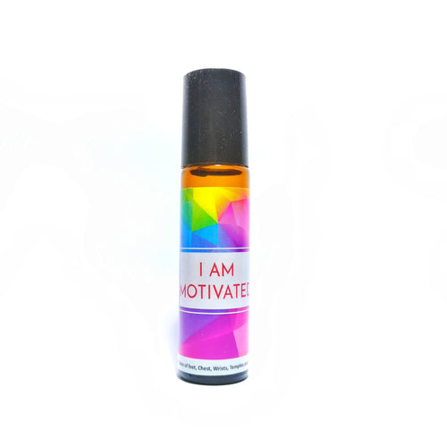 Affirmative Roll On : I Am Motivated - Blue Tree Aroma