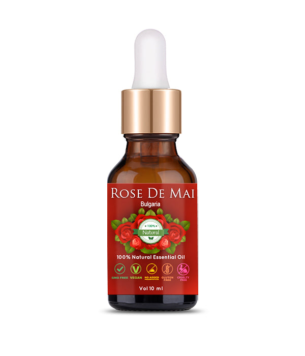 Rose De Mai Essential Oil